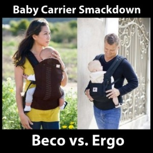 Baby Carrier Comparison
