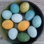 DIY Natural Easter Egg Dyes