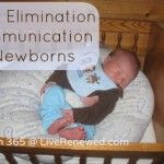 Easy Elimination Communication For Newborns {Green in 365: Baby & Child Care}