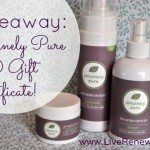 100% Natural Products for the Body and Home: Giveaway from Jenuinely Pure! {Green in 365}