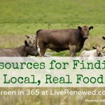 Great List of Resources for Finding Local, Real Food!