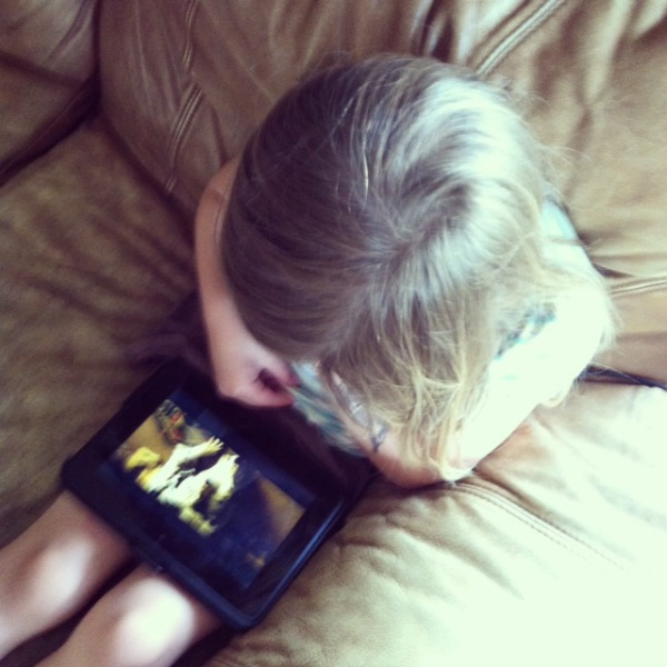 Managing Screen Time for Young Kids