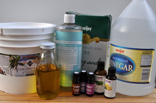 7 Multipurpose Ingredients for Your Eco-Friendly Home