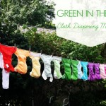 Green in the Life: How using cloth diapers began my journey toward green and natural living