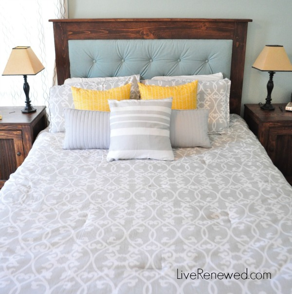 Make Your Bed - 7 Ways to Motivate Yourself to Clean at LiveRenewed.com