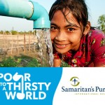 Pour Into A Thirsty World: World Water Day 2015
