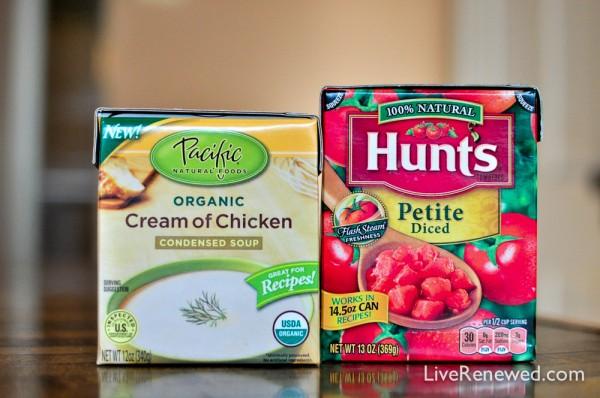 Tetra pak - sustainable food packaging